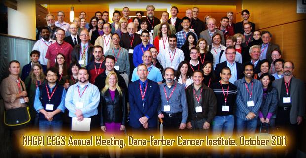 CEGS 2011 Meeting